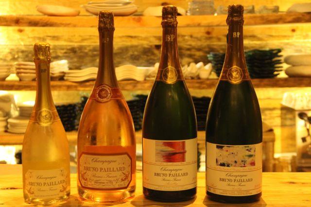 Cata exclusiva Champagne Bruno Paillard