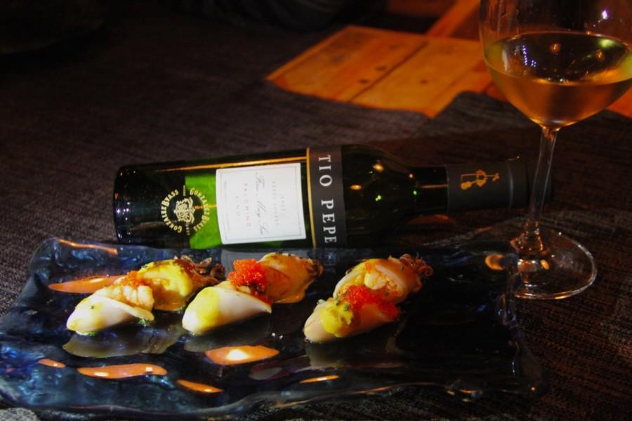 Aromas de Jerez en Yugo The Búnker