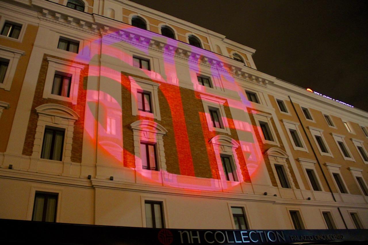 proyección fachada nh logo - 1